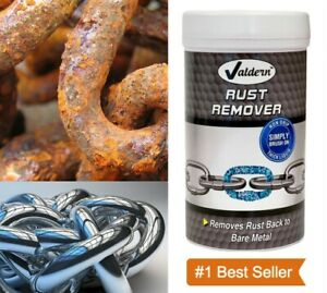 Valdern Rust Remover 250 ml  Rusty Steel Metal Removal Removing Remedy Treatment