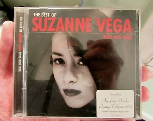 Rare Suzanne Vega - Tried and True: The Best of Suzanne Vega -Double CD/#4907182