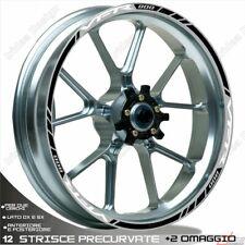 Trims Wheel Stickers Sport Honda VFR 750 800 1200 Black White