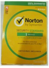 Norton Security Standard 1 Year 1 Device Download - Digital Delivery NEW SEALED