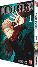 Jujutsu Kaisen - Band 1 by Gege, Caspary  New 9782889510825 Fast Free Shipping*-