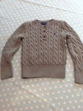 Polo Ralph Lauren Boys' 100% Cotton Jumpers & Cardigans (2-16 Years)