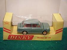 """Dinky no: 138 """"Hillman Imp"""" - Verde Metálico (caja de exportación)"""