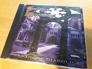 ANCIENT CEREMONY - SYNAGOGA DIABOLICA ... BLACK METAL CD