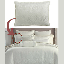 NEW $120 Hotel Collection Plume (1) Standard Sham Pillow Case #48