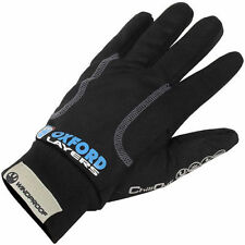 Oxford Motorbike Motorcycle Chillout Windproof Water Resistant Inner Gloves La401 M