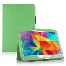 Custodie e copritastiera verde pieghevole per tablet ed eBook Galaxy Tab