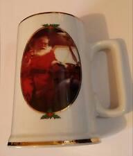 """1996 Collector's Edition Coca Cola Santa Mug """"Good Boys And Girls"""""""