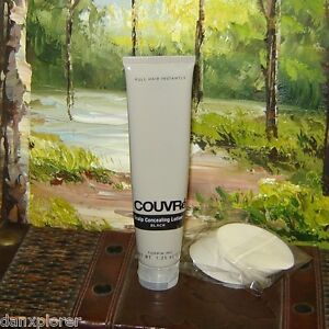 COUVRE ALOPECIA MASKING LOTION, 1.25 oz BLACK  (SCALP CONCEILING LOTION)