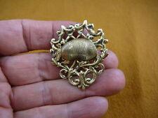 brass pin pendant jewelry armor (b-armad-2) Armadillo desert Dillo turtle-rabbit