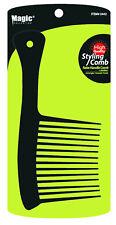 Comb JUMBO WIDE TOOTH DETANGLER - RAKE HANDLE - # 2442