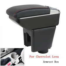 Armrest box For Chevrolet Aveo Lova T200 / T250 2002-2011 Console Case Arm Rest
