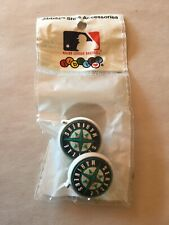 Seattle Mariners Crocs Shoe Charm Button JIBBITZ Set of 2 - Baseball MLB