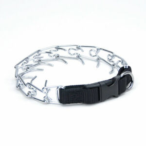COASTAL PET PRODUCTS 05592-BLK20  TITAN EASY-ON DOG PRONG TRAINING COLLAR WIT...