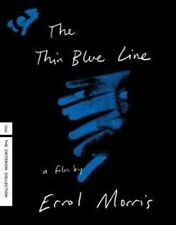 The Thin Blue Line Criterion Collection Region 1 Blu-ray