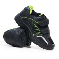 Boys School Shoes Kids Girls Shock Absorbing Boots Trainers Back To School Size