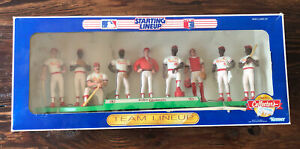 1989 Starting Lineup SLU MLB St. Louis Cardinals Team Set New In Box
