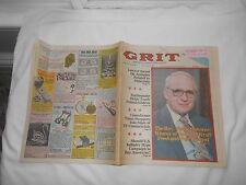 GRIT-NOV., 11,1984-THE REV.VICTOR OSBORNE:WINNER OF THE GRIT/KRAFT FOOD CONTEST