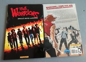 THE WARRIORS TPB OFFICIAL MOVIE ADAPTATION DYNAMITE COMIC BOOK DABEL BROTHERS