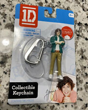 One Direction 1D Harry Styles collectible key chain new NIP with Base
