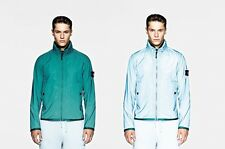 $1000 Stone Island Reflex Mat Reflective Jacket XL Ice