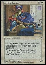MANO DELLA GIUSTIZIA - HAND OF JUSTICE Magic FEM Mint