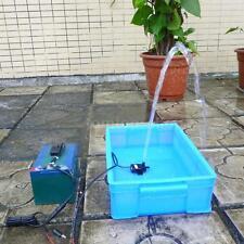 12V DC 240L/H Mini Brushless Magnetic Self-priming Hot Water Pump High Temp H4O8