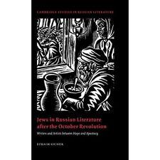 Jews Russian Literature after October Revolution Writers Artists … 9780521481090