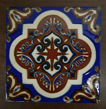 Contemporary Decorated Tile Spanish Revival