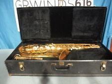 Selmer signet tenor saxophone