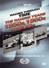 Racing Through Time F1 Racing Years 1950s To 1970s 5 Dvd Box Set - FORMULA ONE