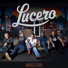 Lucero - Women & Work [New CD] UK - Import