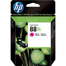 HP original 88XL magenta C9392A Officejet PRO L 7555 7550 7500 A     OVP 05/2016