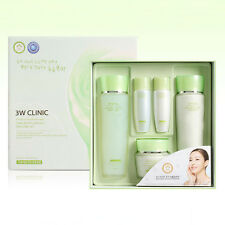 DODO 3W CLINIC Snail Moist Control Skin Care 3 Set ANTI-WRINKLE