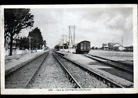CHATELAILLON-PLAGE (17) TRAIN en GARE en 1939
