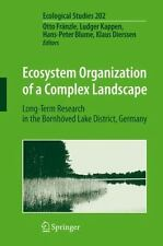 Ecosystem Organization of a Complex Landscape : Long-Term Research in the...