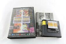 Sega Megadrive Techno Clash Video Game
