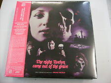 O.S.T. - THE NIGHT EVELYN CAME OUT OF THE GRAVE - 2LP RED + BLUE VINYL - NICOLAI