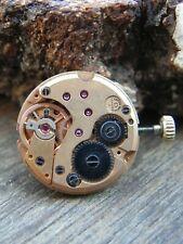 Ancien mouvement montre mécanique OMEGA CAL 625 couronne signé old watch swiss