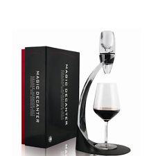 Red Wine Aerator Filter Magic Decanter Essential Wine Quick Aerator Stand 1 Set