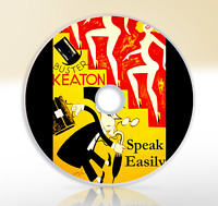 Speak Easily (1932) DVD Classic Comedy Movie / Film Buster Keaton