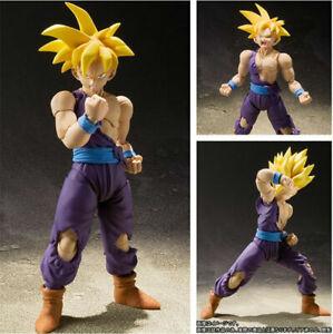 Dragon Ball Z S.H.Figuarts 2.0 Son Gohan Super Saiyan Action Figure No box