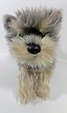 "Douglas Yettie Yorkie Yorkshire Terrier Plush Dog Toy 12"" Stuffed Animal"