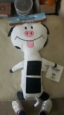Seat belt buddy pillow pet cow - with tags
