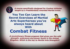 Martial Arts Fitness Course Metabolic Workout & Interval Training- Jim Brassard