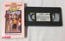 THE BABY SITTERS CLUB #2 Dawn and the Haunted House VHS Video Scholastic 1990