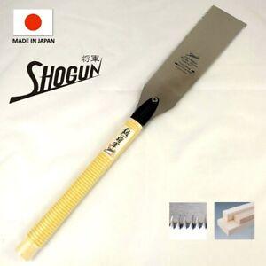 Japanische Ryoba 240 mm Universal Shogun Säge Säbelsäge Kreuz Tischlersäge