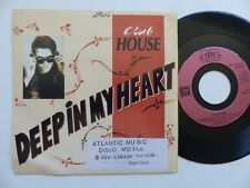 CLUB HOUSE Deep in my heart  9031 75850 7