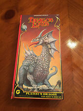 Vintage Grenadier - Dragon Lords - Platinum Dragon