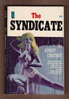 The Syndicate, Robert Chestnut vintage 1960 News Stand Library GGA sleaze NM
